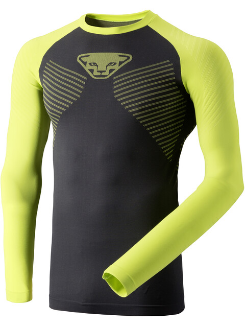 Dynafit Speed Dryarn LS Tee Men lime punch